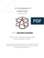problems on thermodynamics by faires solution manual