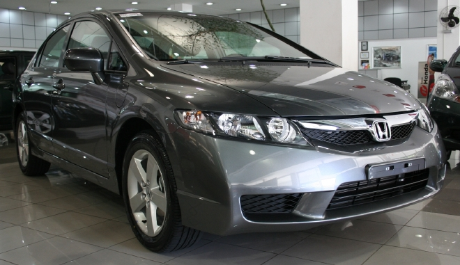 2009 honda civic exl manual