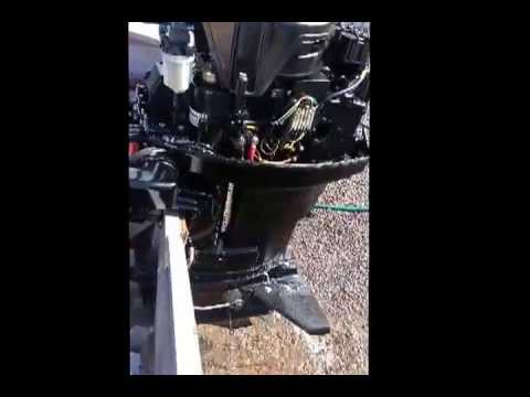 2001 mercury 25 hp outboard manual