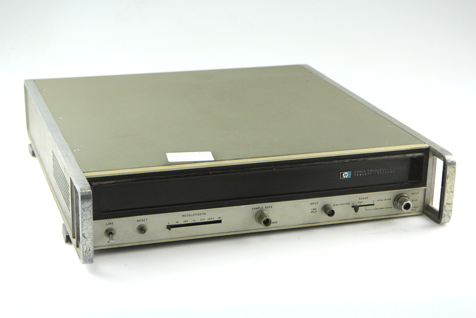 hp 5340a frequency counter manual