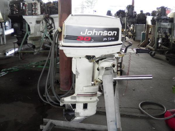 1993 johnson 30 hp outboard manual