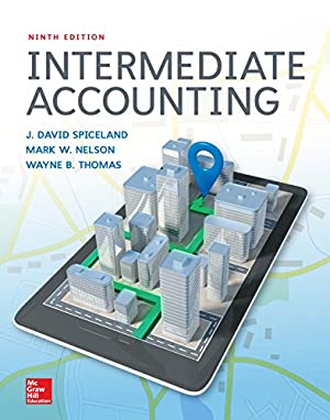 spiceland intermediate accounting 7e solutions manual