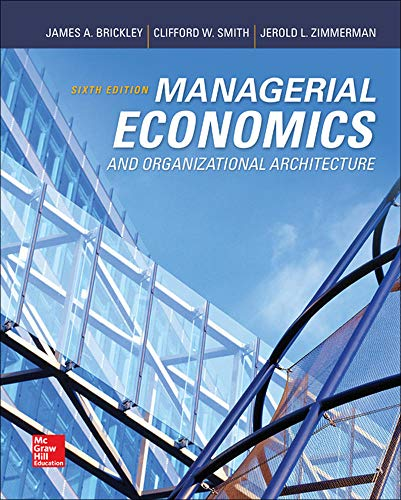 managerial economics keat 6th edition solutions manual