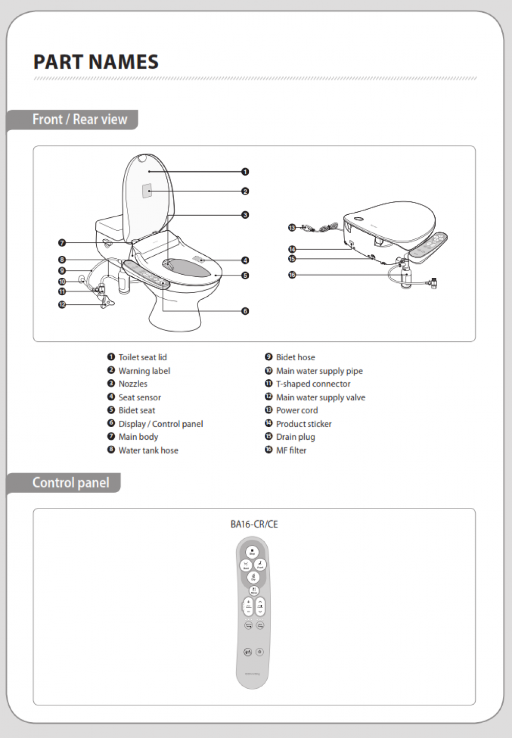 custom products company seat parts manual