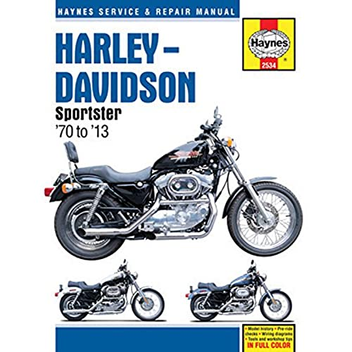 harley service manual part numbers