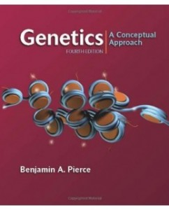 genetics a conceptual approach 5th edition solutions manual pdf