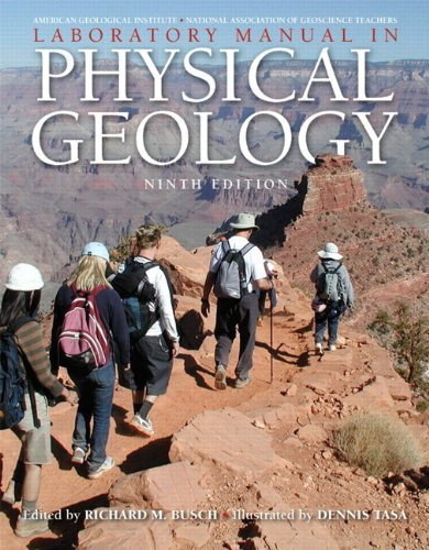 solution lab manual in physical geology busch