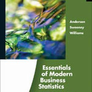 essentials of statistics for business and economics solutions manual pdf