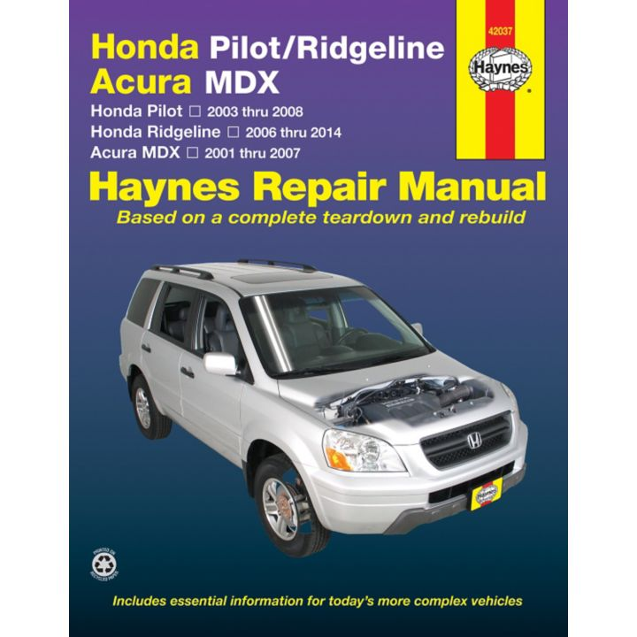 haynes manual for 2014 honda polit