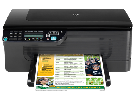 how do i scan on hp officejet 4500 manual