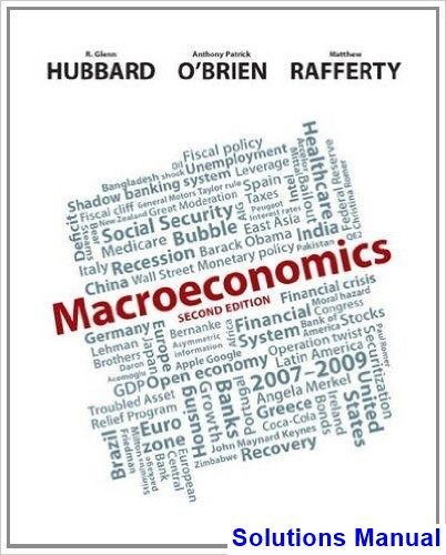 monetary policy and theory solutions manual