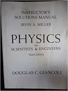 physics giancoli 5th edition solutions manual