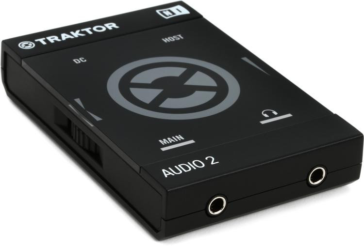 traktor audio 2 mk1 manual